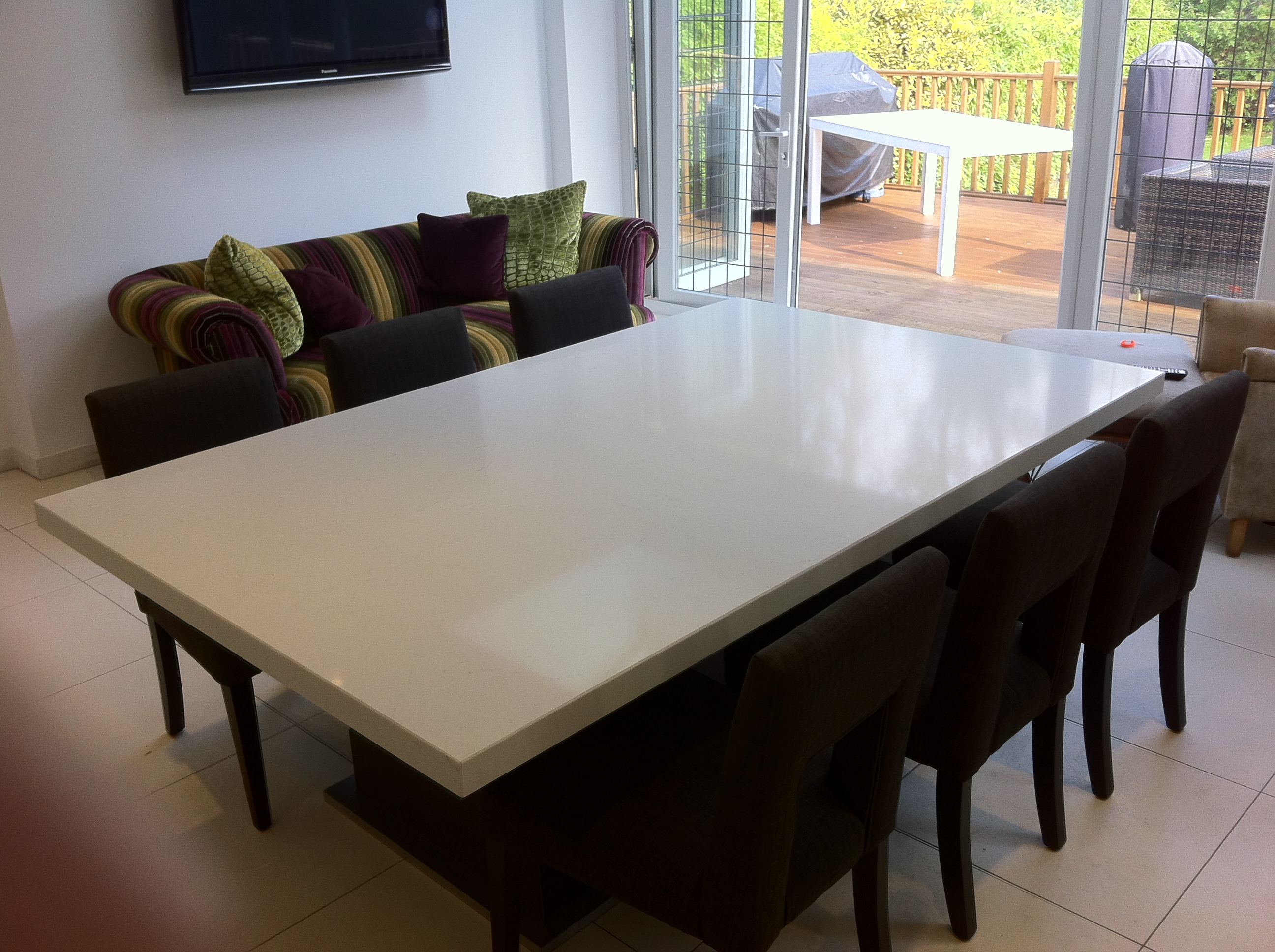 Granite And Quartz Dining Tables Stone Nation
